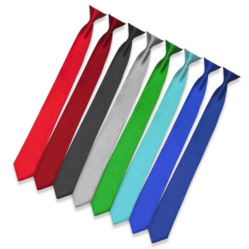 Clip Krawatten smale
