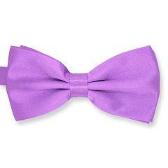Fliege violett einfarbig