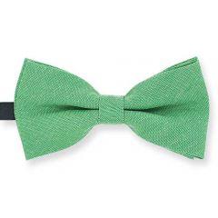 grüne Kinderfliege Baumwolle