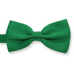 Fliege grün einfarbig