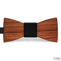 Fliege aus Holz f066