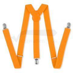 Hosenträger neon orange