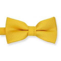 Kinderfliege gelb fine line