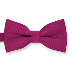 Kinderfliege shocking violett fine line