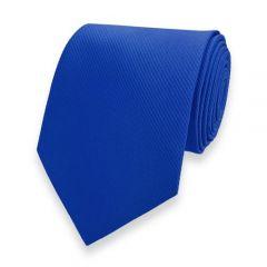Krawatte gestreift blau fine line