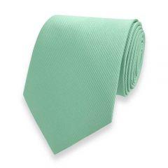 Krawatte minze fine line