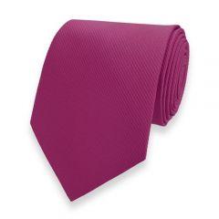 Krawatte gestreift shocking violett fine line