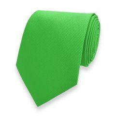Krawatte gestreift grün fine line