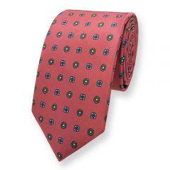 Krawatte korallrot ExvE