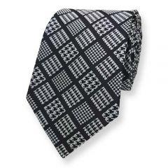 Krawatte Pied de Poule Print