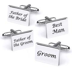 Manschettenknöpfe Hochzeit Best Man Groom