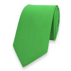 schmale Krawatte hellgrün